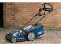 Mcallister 37cm Rotary Electric Lawnmower