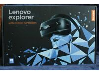 Lenovo Explorer Headset (with motion controllers) *NEW*UNOPENED*2YEARS WARRANTY!*