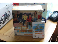 Family Trainer Nintendo Wii Game (boxed And Complete) GAME AND TRAINING DANCE MAT