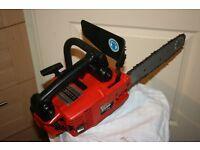 Petrol chainsaw KOMATSU ZENOAH G300TS top handle tree surgeons chainsaw