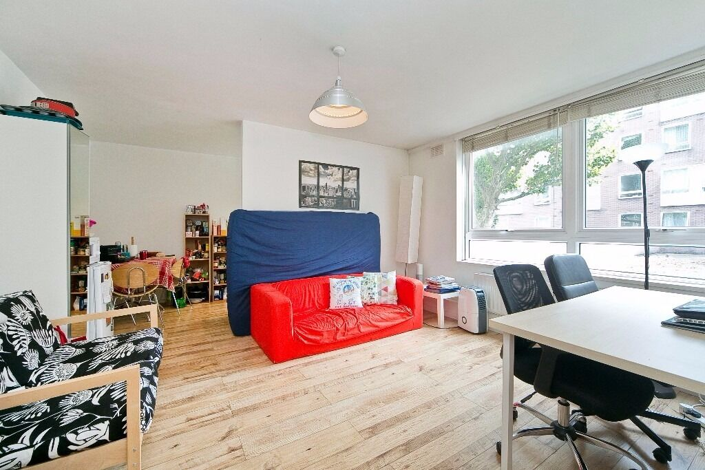 SPACIOUS 1 DOUBLE BEDROOM APARTMENT MOMENTS FROM REGENTS PARK & A SHORT WALK TO WARREN STREET TUBE
