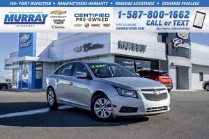 2014 Chevrolet Cruze LT **Bluetooth! Remote Start! And more!**