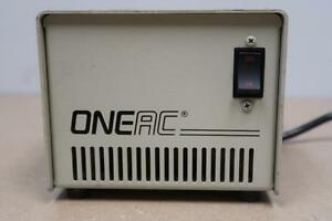 ONEAC Power Conditioner CP1105