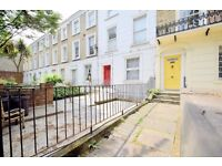 Great two bed patio garden apartment in central Dalston E8