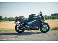 Honda VFR800Fi in Black Excellent Condition