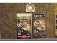 Call of Duty - Roads to victory (PSP)