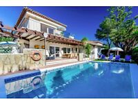 Cracking Easter Deal! 5 bedroom Villa to rent from 15th April to 22nd April 2017 only