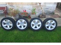 BMW 520 Alloy wheels