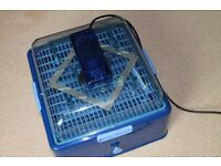 Corti manual, electric Incubator, poultry / 25 eggs / for chickens £40