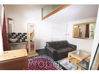 Bills Included: A lovely double studio room in NW3 mins to Swiss Cottage Jubilee Line Zone 2