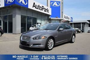 2014 Jaguar XF 2.0L/BLUETOOTH/HEATED SEATS/LEATHER/SUNROOF/