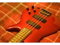 Ibanez SR300 Bass guitar & Gig bag