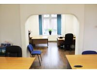 Character Offices to Rent - TO LET - Offices & Storage with Private Gated Parking On Busy Main Rd