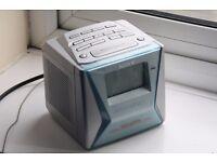 Sony FM/AM clock Radio - dream machine