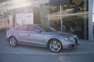 2015 Audi A4 2.0T Technik Quattro - Accident Free