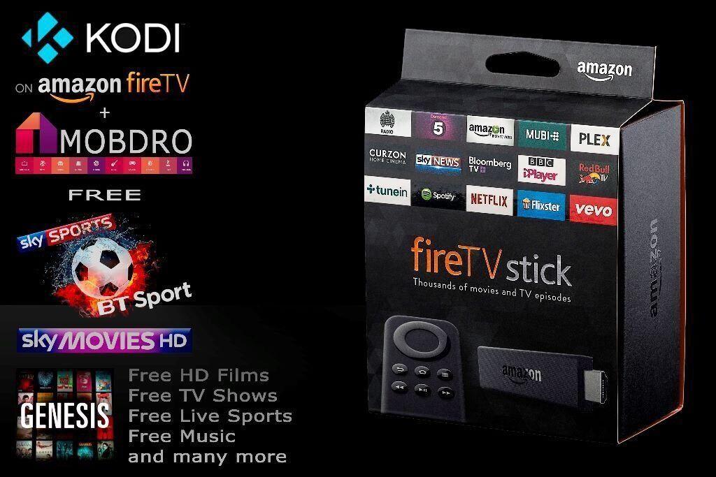 Kodi Fire Stick