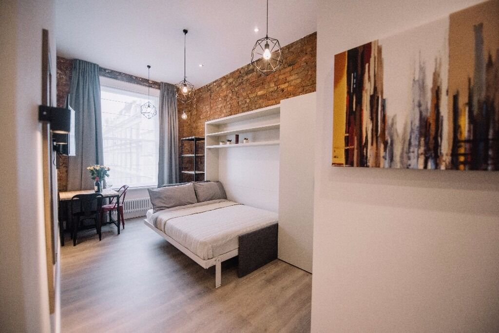 NEWLY REFURBISHED FLAT!! All Bills & Wi-Fi included, Available 15/10 short let 3 months
