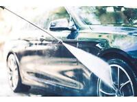 hand car wash valeting center