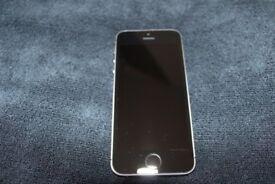 Unlocked iPhone SE 64Gb space grey