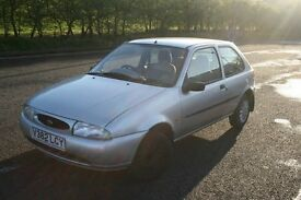 Ford Fiesta spares or repairs Low Mileage