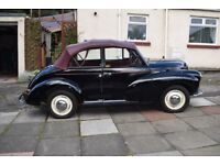 Morris Minor Convertable for Sale