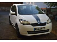 SKODA Citigo 1.0L Manual **Reduced**
