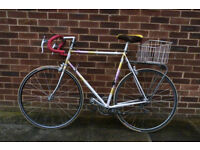 ROAD BIKE FOR SALE - LARGE FRAME - EMPELLA COLUMBUS CROMOR - IN VERY GOOD CONDITION