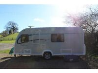 IMMACULATE BAILEY PURSUIT 430-4, 2014 TOURING CARAVAN