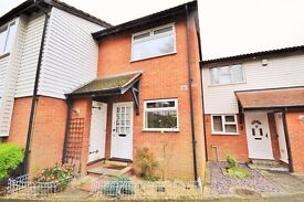** WHY AN APARTMENT IF YOU CAN GET A TERRACED HOUSE WITH TWO DOUBLE BEDROOMS ???