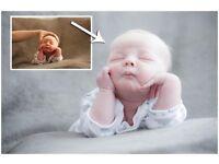 Photo Airbrushing, Repair, Enhancement & Document Creation (Collage, Poster, Photo-book etc)