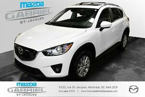 2014 Mazda CX-5 Touring AWD MODELE GS+BLUETOOTH+REGULATEUR DE VI