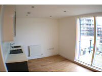 Now Let - 1 more left - stunning studio property in the infamous Silkworks development, furnished