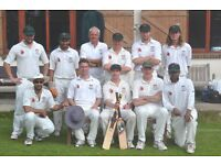CRICKET TEAM FROM GREENWICH LOOKING FOR PLAYERS IN 2017 - SUNDAY FRIENDLY SIDE