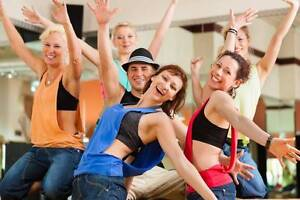 BoogieFit Solo Latin Dance Courses Kenmore Brisbane North West Preview