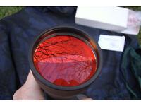 9 Power x63mm Shooting Spotting Scope / Shotgun Scope - Low Light Red Lens #2