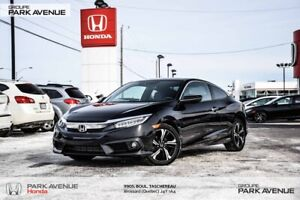 2017 Honda CIVIC  Touring *CUIR*TOIT OUVRANT*KEYLESS !!