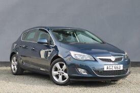 2010 Vauxhall Astra 1.7 CDTi ecoFLEX 16v SRi 5dr | Diesel | 56,000 Miles | New Shape | 12 Month MOT