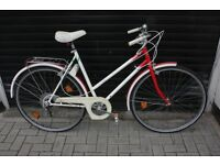 Cute vintage women's bike