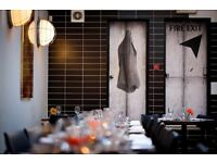Excellent Waiter Required - PICTURE Restaurants (Fitzrovia and Marylebone)