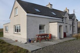 Beautiful 3 bed house to let. West side of Lewis