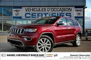 2017 Jeep Grand Cherokee TOIT OUVRANT+NAVIGATION+CUIR+ JANTES 20