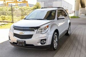 2013 Chevrolet Equinox Low Kilometers Langley Location!