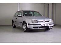 2003 Volkswagen Golf 1.4 Match, New MOT, Great Value