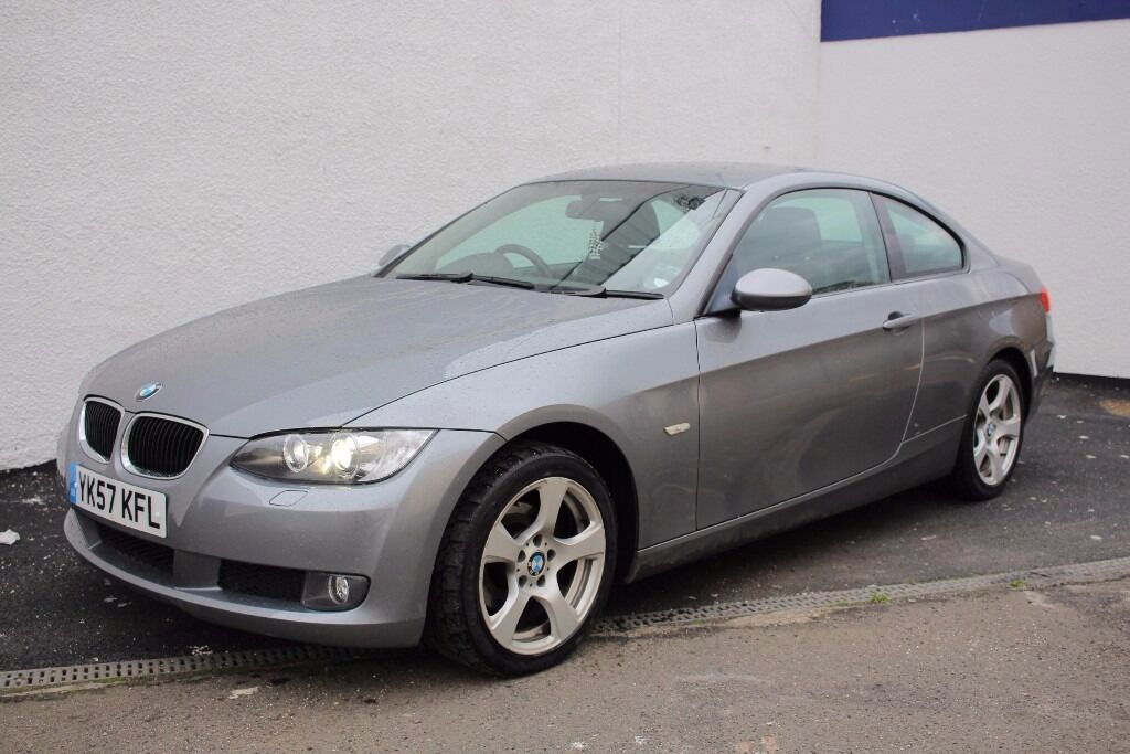 2007 57 E92 Bmw 320i Se 2 Door Coupe,one Year Mot,very Good Condition In Glasgow Gumtree