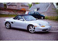 Porsche Boxster 2.5 Manual