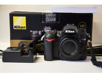 Nikon D7000 Body Only Excellent Condition