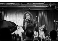 SINGING LESSONS with PRO JAZZ SINGER: Online/ face-to-face 1-1 LESSONS
