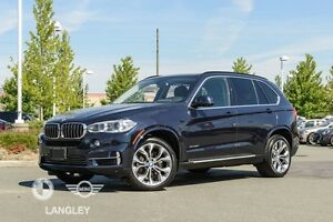 2015 BMW X5 xDrive35d Premium Package AND Luxury Line!