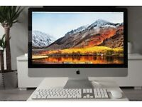 "Apple iMac 27"" Intel Core i7 16GB RAM 1TB"