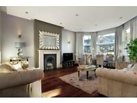 Four double bedrooms three bathrooms in Belsize Park, Hampstead. Short Term Let. Bills included